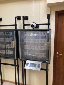 Компания Артсофт выполнила комплексный проект по созданию системы электронной ключницы на АО НПО Энергомаш